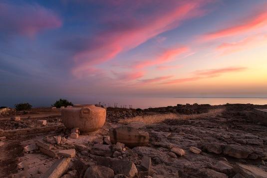 Amathus ay Sunset by Tomasz Huczek
