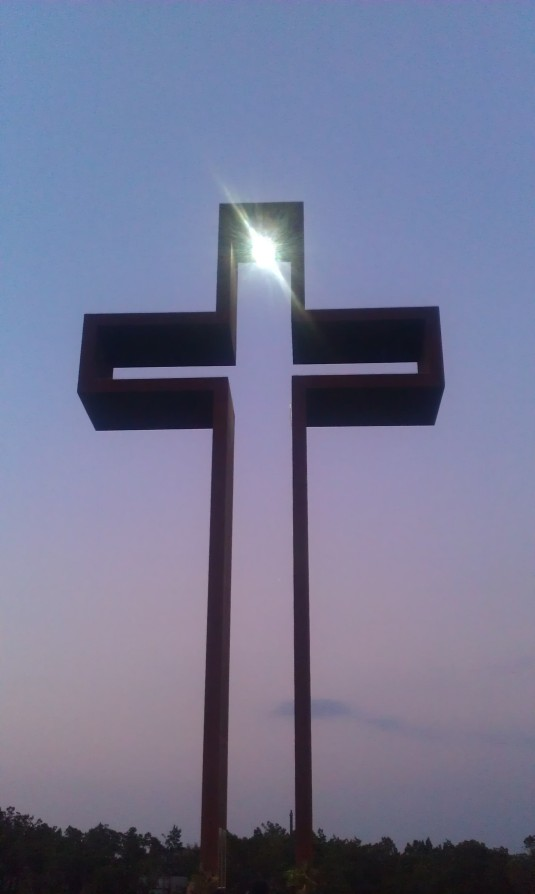 Kerrville Cross by Eric Jordan