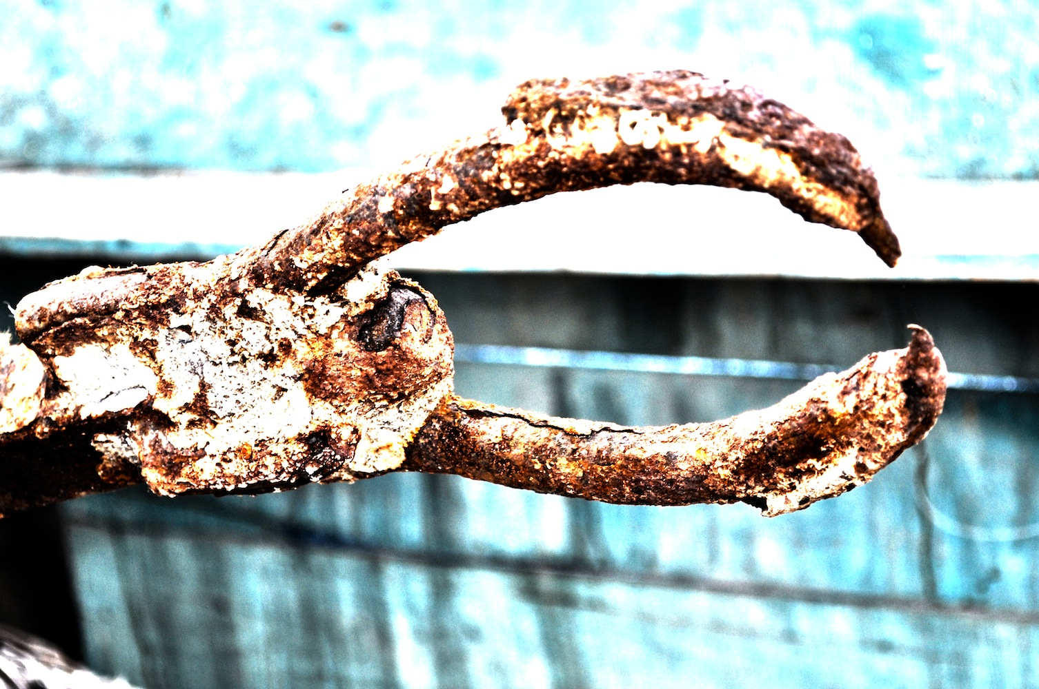 How Did the Anchor Become so Rusty by Rabirius