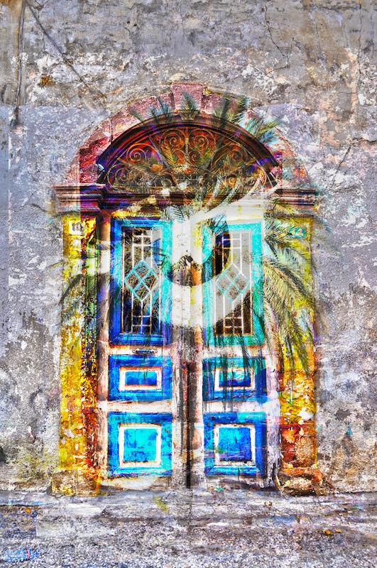 What is Hidden Behind this Door by Rabirius